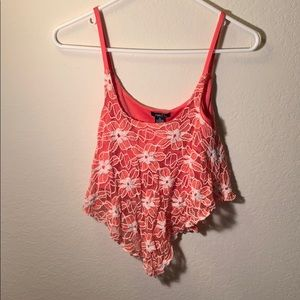 Rue 21 Crop Top Size Small